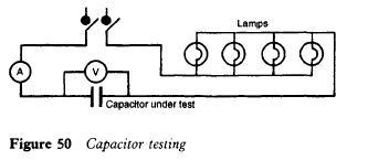 refrigerator-capacitor-testing