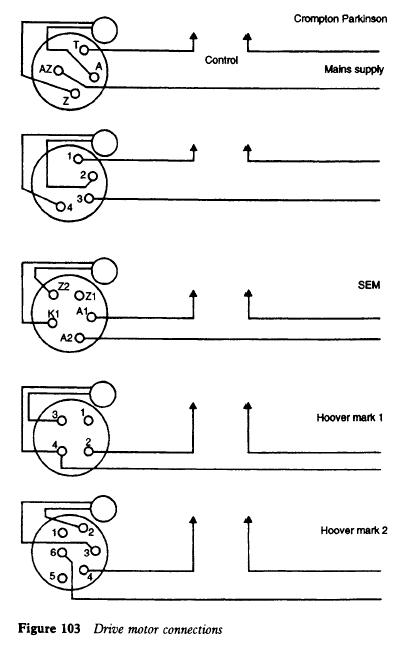 refrigerator-motor-connection