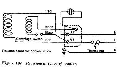 refrigerator-motor-reversing-motor-direction