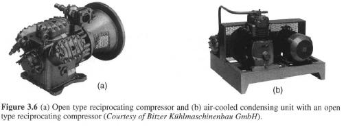 refrigerator-open-type-reciprocating-compressor