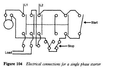 single-phase-starter