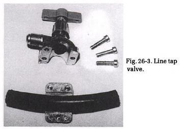 line-tap-valve