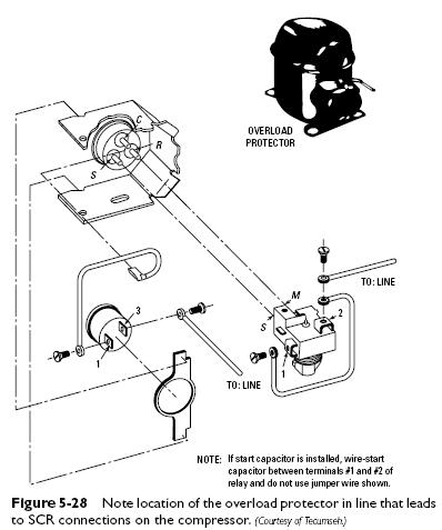 Mack Motor Starter Wiring on true tuc 27f wiring diagram